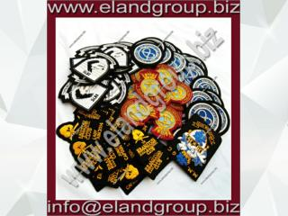 Blazer Hand Embroidery Bullion Emblems