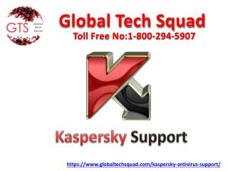 online Kaspersky Antivirus Solution Dail-1-800-294-5907