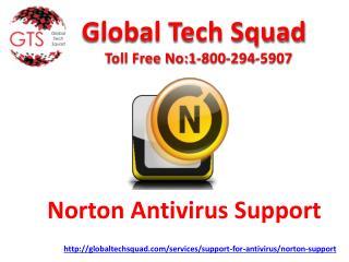 online norton Antivirus tech help Dail-1-800-294-5907