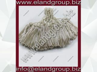 Bullion Tassel silver Circa Vintage