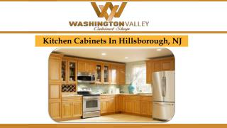 Kitchen Cabinets In Hillsborough, NJ