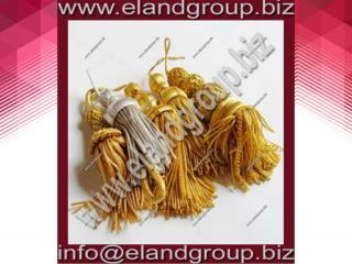 Gold Bullion Decoration Tassels