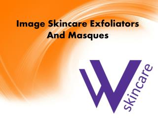 Image Skincare Exfoliators And Masques