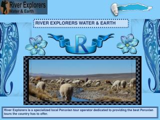 River Explorers Travel Packages