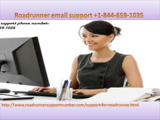 Roadrunner email support|  1-844-659-1035