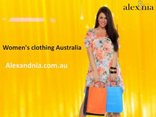 Women's clothing Australia