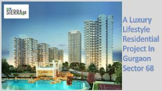 M3M Sierra - A Premium Residential Project In Gurgaon