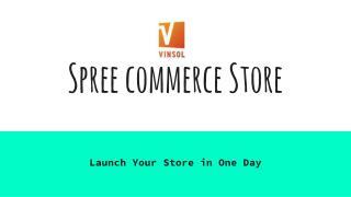 Spree Commerce Store