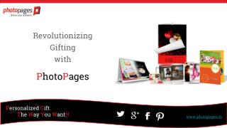 Revolutionizing Gifting with PHOTOPAGES