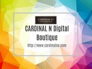 CARDINAL N Digital Boutique