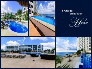 Cozumel Luxuries Seaside Condos Rental