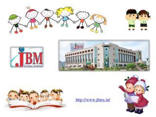 JBM Global International School In Noida Extension