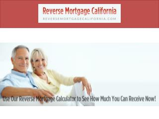 Learn more about Reverse Mortgage Interest Rates