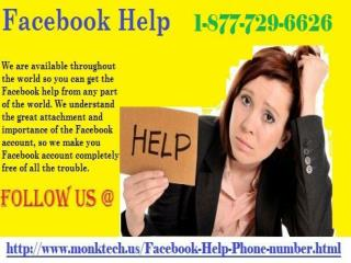 Determination 100% beyond any doubt @ Facebook Helpline 1-877-729-6626
