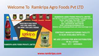 Bakery Grade Invert Sugar Syrup Manufacturers in Delhi by Ramkripa Agro Foods