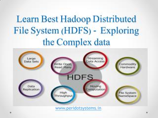 Best Hadoop Training Institute in Chennai