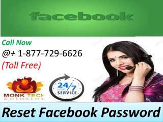 To play Facebook video Call forgot Facebook password 1-877-729-6626