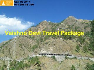 Vaishno Devi Travel Package