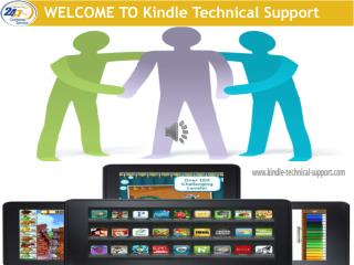 Amazon Kindle Phone Number  1-888-905-2204