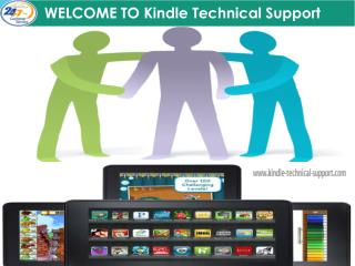 Kindle Support  1-888-905-2204