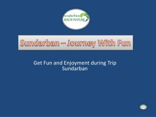 Sundarban Tour - Journey with Fun