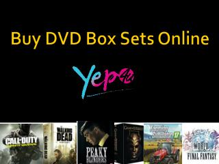 Buy DVD Box Sets Online