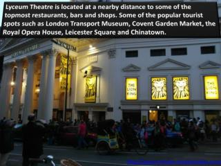 Hotels near Lyceum Theatre