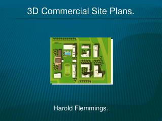 3D commercial site plans available online at budgetrenderings in Wisconsin