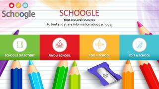 Schoogle Online Directory For School | schoogle.co