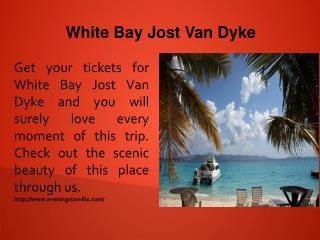 White Bay Jost Van Dyke