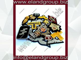 Uniform Badges Supplier