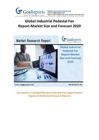 Global Industrial Pedestal Fan Market Research Report 2016