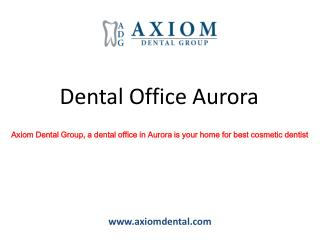 Dental Office Aurora