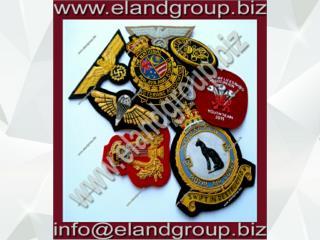 Uniform Bullion Badges