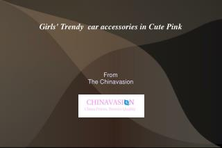 cute accessories for cars