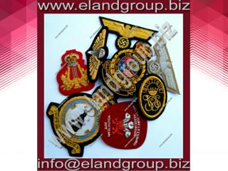 Uniform Bullion Badges Supplier