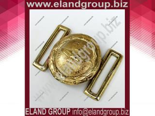 Buckle RAF Eagle Brass Belt Buckle