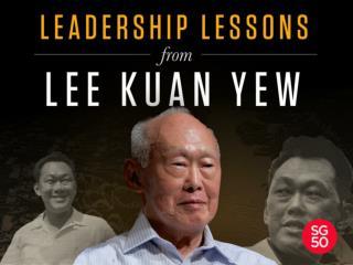 Leadership Lessons from Lee Kuan Yew #rememberingLKY -  @slidecomet @vulcanpost