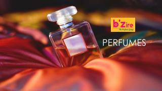 Perfume Manufacturing in India