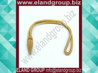 British Army Officers Sword Knot Gold