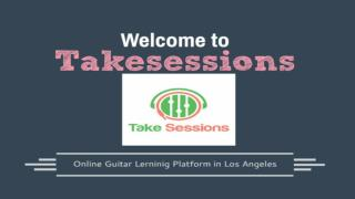 Online Learning Music Companies Los Angeles