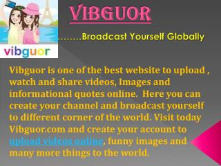 Watch Free Funny Clips Online - Vibguor