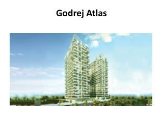Godrej Atlas Luxury Villas at Greater Noida