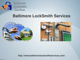 Emergency LockSmith Baltimore | 866-761-6660 | Baltimore LockSmith Services