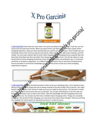 http://www.slimeragarciniacambogia.com/x-pro-garcinia/