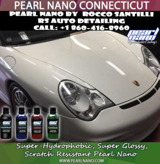 Super Hydrophobic Nano Coating - Pearl nano by Mr.Magic Detail