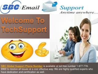 Get instant Solution(1-877-778-8969 )SBC Global Technical Support Phone Number