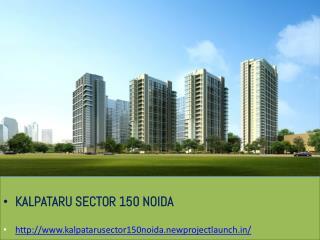Kalpataru Sector 150 Noida