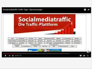 Socialmediatraffic Traffic Tipps - Banneranzeigen