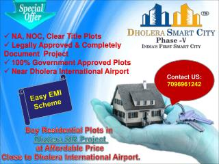 Dholera SIR Project